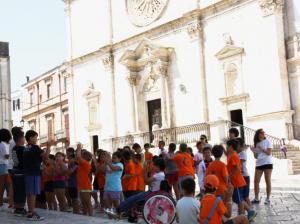 """Centro socio-educativo """"Granelli di senape"""" (Parrocchia Sant'Eustachio e Associazione """"Theotokos"""" • Altamura–Gravina–Acquaviva delle Fonti)"""