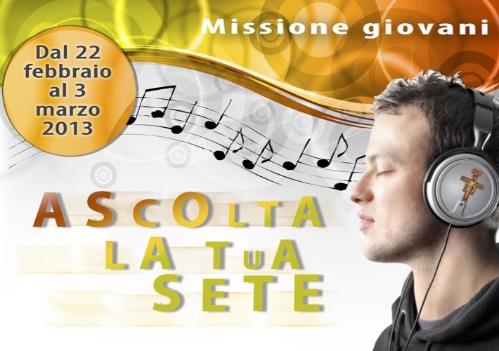 Missione Giovani Cittadina (Pastorale giovanile diocesana • Bologna)