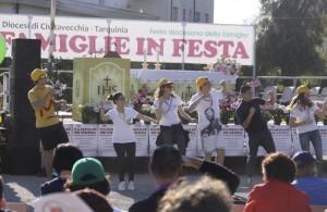 Famiglie in festa (Uff.  Pastorale della Famiglia, Uff. Pastorale Giovanile • Civitavecchia–Tarquinia)