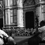 Sagrato della Basilica di Santa Croce