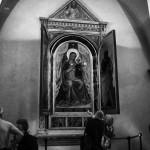 Tabernacolo dei Linaioli (Beato Angelico e Lorenzo Ghiberti, 1432-1433), Museo nazionale di San Marco