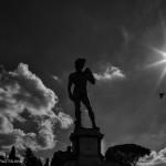 David (Michelangelo), Piazza della Signoria