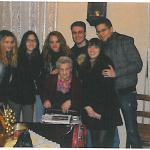Giovani e anziani insieme. La gioia della solidarietà (Frosinone-Veroli-Ferentino)