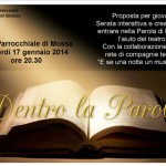 Dentro la Parola (Pastorale giovanile diocesana • Gorizia)