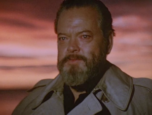 Orson Wells as Shylock