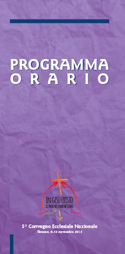Programma cover