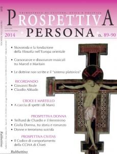 Prospettiva Persona (Associazione culturale Centro Ricerche Personaliste • Teramo-Atri)