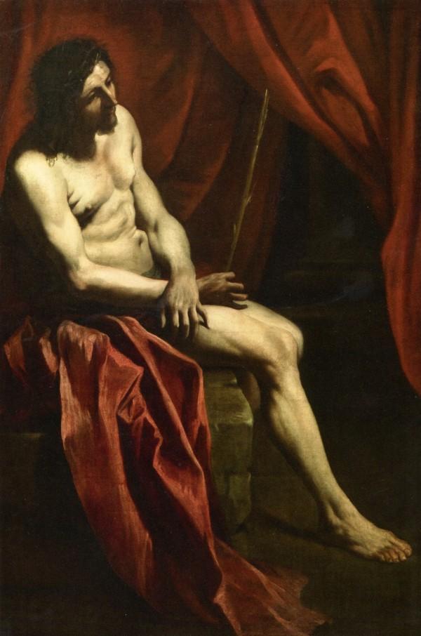 Bernini Cristo in meditazione