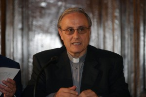 MONS. DOMENICO MOGAVERO Ph. : Alessio Petrucci