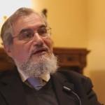 Rav Joseph Levi, rabbino capo della Comunità ebraica di Firenze