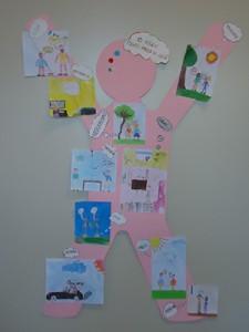 """""""La felicità di essere umani"""" dalla scuola primaria """"A. Ghisleri"""" • Dosimo (Cr)"""