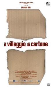 locandina villaggio di cartone