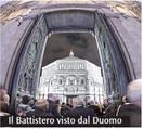 Il Battistero dal Duomo