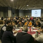 Firenze, 11-11-2015. Il V Convegno Ecclesiale Nazionale. I gruppi di lavoro. Foto Agenzia Romano Siciliani/s